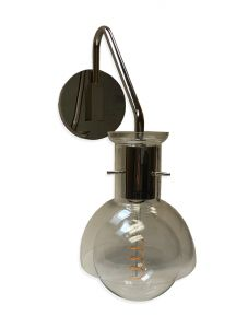 Light Fixture with LED Bulb (Only Authorized Contractors)