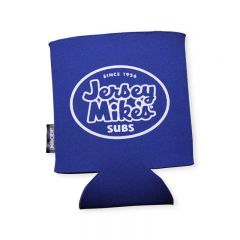 Collapsible KOOZIE Can Kooler -Royal Blue