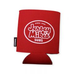 Collapsible KOOZIE Can Kooler - Red